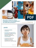 Troubles Praxiques Neuropsychologie