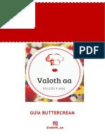 Guia Buttercream