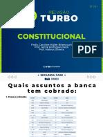 Revisão Turbo - Ceisc