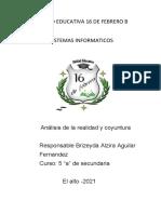 UNIDAD EDUCATIVA 16 DE FEBRERO B