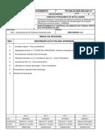 P 12 - Monitoramento e Controle de Emissão de Fumaça Preta nas atividades da GRI - Rev G
