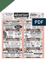 Ad-Vertiser, March 30, 2011