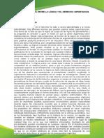 LOGICA Y EL DERECHO(1)