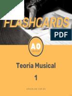 Teoria Musical FLASHCARDS M1
