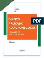 Direito Aplicado ao Agronegócio by Rafaela Parra