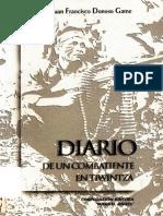 Diario de Un Combatiente en Tiwintza