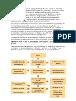 METODOLOGIA PROYECTO CENTRAL DE GENERACION EOLICA