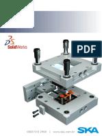 SolidWorks Moldes