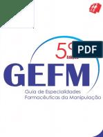 Cópia de GUIA DA PRESCRIÇÃO FARMACÊUTICA 5 EDIÇÃO. 2017