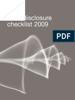IFRS_disclosure_checklist_2009