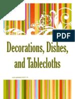Decor Catalog
