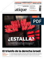 Diario Le Monde Diplomatique septiembre 2018