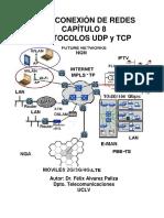Interconexión de Redes IP-8-Protocolos-TCP-UDP