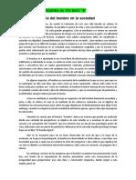 ENSAYO DECADENCIA DEL HOMBRE Y LA SOCIEDAD ETICA 5TO BACO B