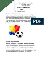 TALLERES DE EDUCACION FISICA PRIMARIA