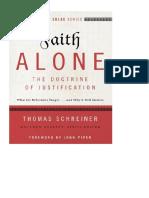 02 Thomas Schreiner - Sola Fide