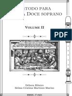 Metodo de Flauta Doce Soprano, Vol. 2, EM1978