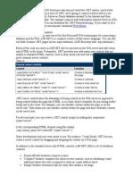 ASP net table tutorial