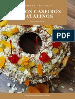 eBook Bolos Caseiros Natalinos