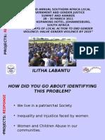 RESPONSE_ Ilitha Labantu_26032011