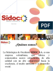Empresa SIDOC - Programa Siloé Visible