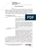 01 Modelo - Termo de Referência Internet