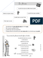 Lecon Grammaire G1 a G14 BDG