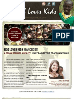 March GLK newsletter
