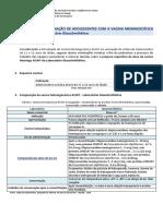 Instrução Técnica - Meningo Acwy Junho 2020 - Rotina - Preparo Da Dose Laboratório Glaxo- Retificação 29.05.2020