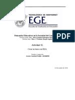 Act 10-Formato para diseno de ambiente