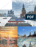 New7Wonders school project on The Kremlin and Red Square