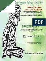 Brochure N1 Daara Serigne Mor DIOP