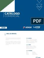 Catálogo MGL do Brasil - 2021
