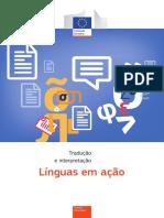 Línguas em ação