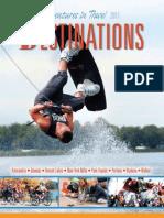2011 Minnesota Destinations Travel and Activities Magazine