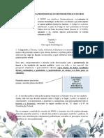 CÓDIGO DE ÉTICA PROFISSIONAL DO SERVIDOR PÚBLICO D
