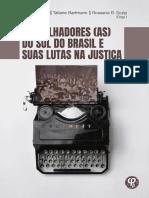 183 - Trabalhadores (as) do Sul do Brasil e suas lutas na Justiça