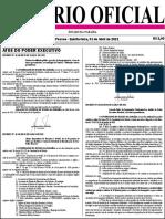 Diario Oficial 01-04-2021
