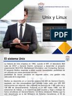 1.1 Unix y Linux una breve Historia