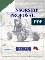 sponsorship proposal south africa