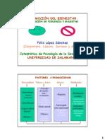 Félix López Programa de Promoción del Bienestar y con ofensores sexuales juveniles