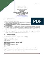 CV-Renan Cansaya -PROCESOS 2020