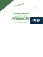 Encuesta CPI Congreso Elecciones 2011