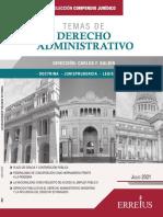 07 - Temas de derecho administrativo - julio 2021