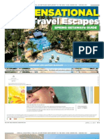 Sensational Travel Escapes - Spring 2011