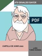 Cartilla 3 Año TM JUNIO 2021 Cens 3479