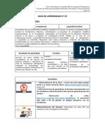 Guía de aprendizaje - Investigación participativa