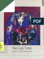 Alcaldía Municipal de La Paz - Raúl Lara Torrez. VIII Salón Municipal de Artes Plásticas, Premio Obra de una vida