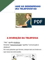 Curso para Telefonistas