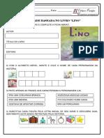 Atividades Baseadas No Livro Lino